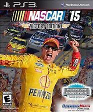 PlayStation 3 : Playstaion 3 Nascar 15 Victory Edition i VideoGames