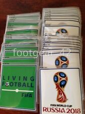 Official Original FIFA World Cup 2018 Player Game Match Patches Sporting iD OEM