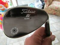 TITLEIST VOKEY SM7 WEDGE 56-14, F GRIND BRUSHED STEEL