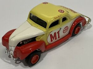 Ertl #M1 1940 Modified Coupe MAC Tools Racing 1/25 Diecast Bank