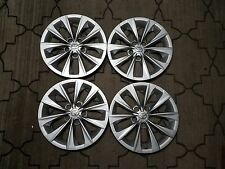 "Set of 4 New Camry 2015 15 2016 16 Hubcaps 16"" Wheel Covers 61175 Free Shipping"