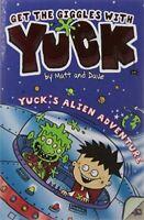 Yuck's Alien Adventure (Volume 7), Matt and Dave, Very Good, Paperback