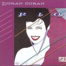 Rio by Duran Duran (CD, Jan-1984, Capitol)