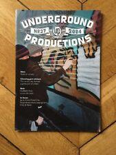 Vintage Graffiti Magazine UP Underground Productions 2004