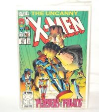 30 Years Of X-Men 1992 The Uncanny X-Men Players And Pawns Comic Book
