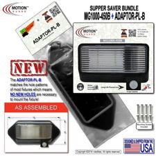 Mg1000-450B-A, 12 volt, Camper or Rv motion Light, Black, Day/Night Sensor,450Lm