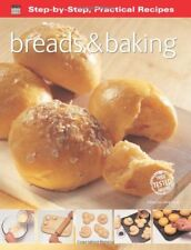 Step-by-Step Practical Recipes: Breads & Baking,Gina Steer