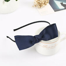 Handmade Alice Band Headband with Boutique Bow Hair Band Hair Accessories