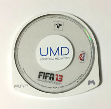 USED PSP Disc Only FIFA 13 World Class Soccer JAPAN Sony PlayStation Portable