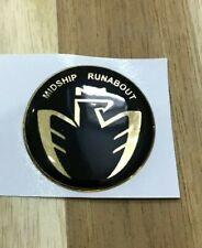 TOYOTA MR2 MIDSHIP - Gear Stick Sticker, Replacement Gear stick sticker - GOLD