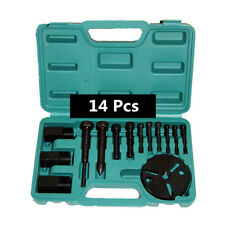Car AC Air Conditioning RepairTool R134a R12 Compressor Clutch Sucker Puller Kit