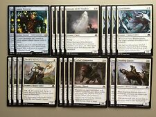 MTG White Tempo Magic Deck Lupine Prototype Stitcher's Graft SE