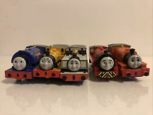 Thomas The Tank Engine Trackmaster's Hi T Toys 5 Engine Lot
