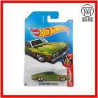Ford Torino Talladega 69 HW Flames 4/10 35/365 Diecast by Hot Wheels Mattel