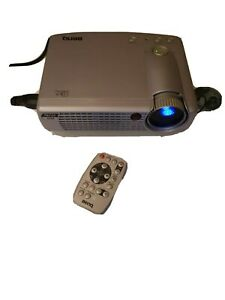 Benq SVGA Home Theater Projector PB 2120 with Remote, Cables , Carrying Case
