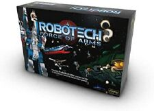 ROBOTECH FORCE OF ARMS BOARD GAME BRAND NEW & SEALED