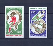 Mali 1973 World Cup Soccer Championships, Munich imperforate. MNH VF