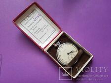 1951 Molnija SOVIET Russian USSR Pocket Watch