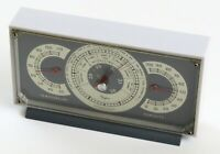 "Taylor Weather Station, Vintage Thermometer, Humidity, Barometer ""Stormoguide"""