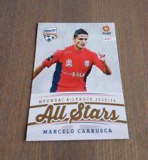 2013-14 A LEAGUE SOCCER TRADING CARDS ALL STARS MARCELO CARRUSCA CARD AS07