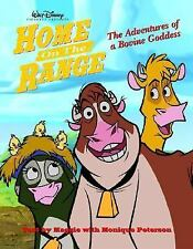 HOME ON THE RANGE Walt Disney How Movie Was Made MAGGIE THE COW Artwork MAKING