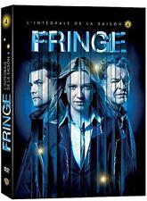 FRINGE - Complete Season 4 Fourth TV Series Anna Torv NEW SEALED UK REGION 2 DVD