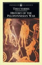 The History of the Peloponnesian War by Thucydides (1954, Paperback, Revised)