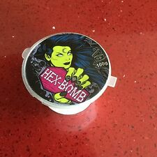 New Rare Hex Bomb Elixir Bath Bomb Goth Witch 100g Hexbomb Bathbomb