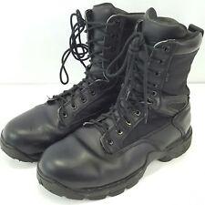 Danner Mens Boots 9.5 Striker II Black Leather Gore-Tex Work Motorcycle Soft Toe
