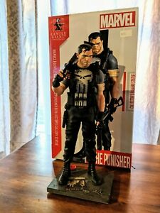 Gentle Giant Marvel Collector's Gallery Punisher Statue - Daredevil, Netflix