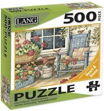 ROCKING CHAIR - LANG ART - 500 PIECE JIGSAW PUZZLE - BRAND NEW - 5039121