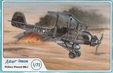Frrom-Azur 1/72 Vickers Vincent # FR019