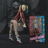 Suicide Squad Harley Quinn Joker Action Figure PVC S.H.Figuarts Boxed Toys Gift