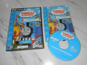 THOMAS & FRIENDS : THE GREAT FESTIVAL ADVENTURE - PC CD -KIDS INTERACTIVE