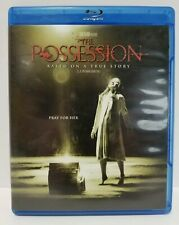 Possession: Blu-ray movie - Canadian - with warranty