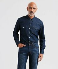 Levi's - Barstow Western Shirt - Red Cast Rinse