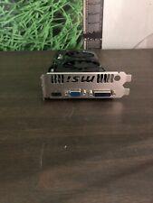 MSI RADEON 6670 HD R6670-MD1GD5 GRAPHICS CARD 1GB