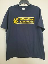 Ncaa Ucsd Tritons Uc San Diego Basketball Graphic T-shirt Men's Size Xl.