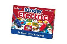 NORIS Spiele Kinder Electric Gesellschaftsspiel Spiel Gemeinschaftsspiel Neu
