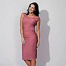 AVON SEXY PINK BARDOT PARTY DRESS BRAND NEW SIZE UK 8-10 EURO 36-38