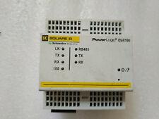 SQUARE D PowerLogic EGX100 Ethernet Gateway By Schneider Electric