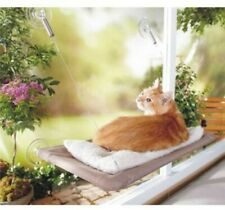 Angela&Alex Window Cat Bed, Cat Window Seat Window Perch Bed Hammock