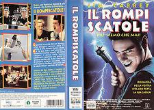 Il rompiscatole (1996) VHS