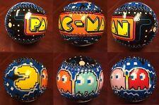 Pac Man by Namco Glossed  Collectible Souvenir Baseball