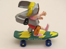 Smack-ups skateboard toy 1986 - Betty Bumpers