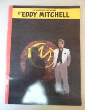 les nouvelles aventures d'eddy mitchell programe tour 2000