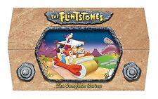 The Flintstones: The Complete Series Season 1-6 (DVD, 2012, 24-Disc Box Set) New