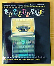 Jukeboxes - Hardcover Michael Adams, 1996 Free Post Unclipped Excellent