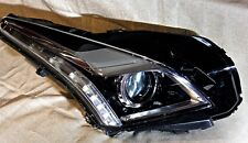 2014 2015 2016 CADILLAC CTS GM OEM HEADLIGHT RIGHT SIDE ASSEMBLY # 23458644