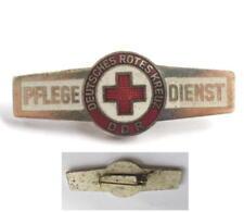 DDR Deutsches Rotes Kreuz Abzeichen East German GDR RDA red cross badges NURSING